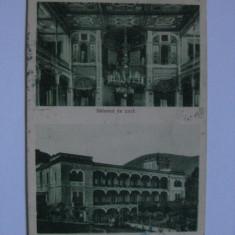 C.P. CENZURATA CU HOTEL CAROL BAILE HERCULANE DIN ANII 40