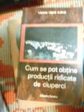 CUM SE POT OBTINE PRODUCTII RIDICATE DE CIUPERCI