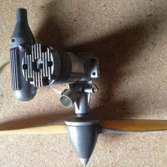 Motor Aeromodel Methanol