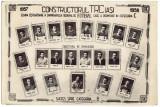 Echipa de fotbal Constructorul Iasi 1958