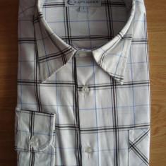 Camasa originala Misc Long Sleeve Shirt Mens - Camasa barbati, Marime: S, Culoare: Alb, S, Maneca lunga