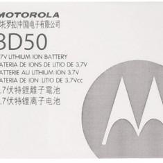 Acumulator MOTOROLA BD50 pentru MOTOROLA F3, EM325 ORIGINAL