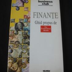 TIM HINDLE - FINANTE {1998}