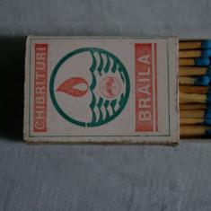 Cutie chibrituri vechi - 1973