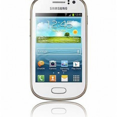 Vand samsung galaxy fame 6810 alb garantie 18 luni factura veche stare perfecta - Telefon mobil Samsung Galaxy Fame