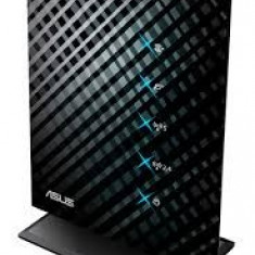 Router Wireless ASUS RT-N53 Dual-Band N600 b/g/n 300x2Mbps - internet fara fir, Porturi LAN: 4, Porturi WAN: 1
