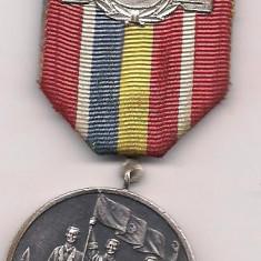 Medalie-30 DE ANI DE LA ELIBERAREA ROMANIEI DE SUB DOMINATIA FASCISTA - Medalii Romania