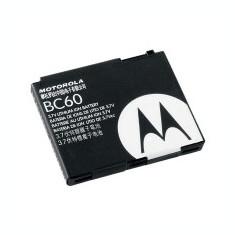 Acumulator Motorola BC60 pentru Motorola: L6, SLVR L7, SLVR L7 i-mode, C261, C257, V3x, V1100 ORIGINAL