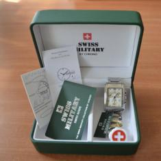 Vand ceas barbatesc Swiss Military by Chrono, Analog, Nou