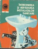 Gheorghe Muresanu-Intretinerea si repararea instalatiilor sanitare