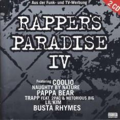 CD DE EXCEPTIE RAPPERS PARADISE VOL4