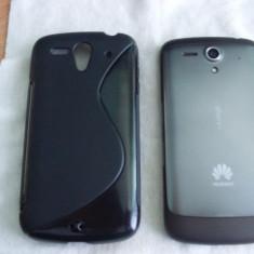 Huawei G300 impecabil - Telefon mobil Huawei Ascend G300, Gri