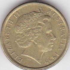 Moneda Australia 2 Dolari 1999 - KM#406 UNC