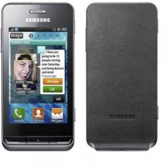 Vand smsung 7230, accept variante la schimb cu un nokia asha 310 - Telefon Samsung, Negru, 8GB, Neblocat, Single core, Smartphone