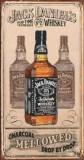 Reclama metalica vintage - JACK  DANIEL`S