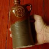 sticla din ceramica - TRANSAKTA PRAHA 1958-1988 / TRANSAKTA BRATISLAVA 1968-1988