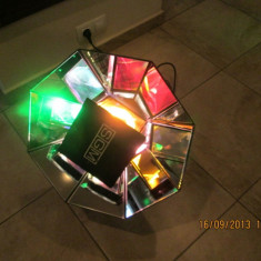 Efect de lumini DJ Miniocto SGM - Italia SUPER PRET !!! - Lumini club