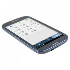 Telefon Dual Sim, GPS, Android 4. 2, 4. 7 inch, Camera 8MB - Telefon mobil Dual SIM, Albastru, 4GB, Neblocat, Dual core