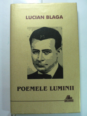 Lucian blaga poemele luminii pdf files