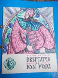 Dreptatea lui Ion Voda  - Victor Eftimiu