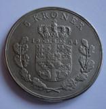 5 coroana 1964 Danemarca / 5 krone 1964 Danemarca PRET REDUS, Europa