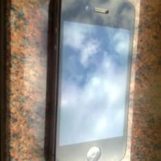 iPhone 4 Apple - 8 GB ca nou, Negru, Orange