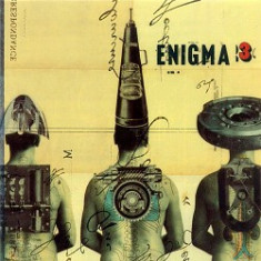 CD ORIGINAL ENIGMA - Muzica Dance emi records
