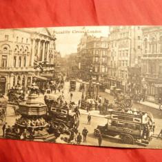Carte Postala Anglia ,Londra circulata la Constantinopol