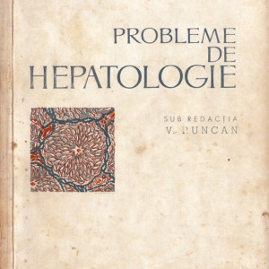 PROBLEME DE HEPATOLOGIE de V. RUNCAN