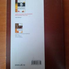 Vand manual de Limba si literatura romana editura all, manual pentru clasa a 12a, stare aproape noua - Manual scolar all, Clasa 12