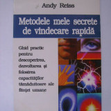 Andy Reiss - Metodele mele secrete de vindecare rapida (1997) - Carte tratamente naturiste