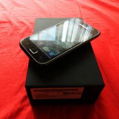 Samsung Galaxy S [ Stare Foarte Buna ] - Telefon mobil Samsung Galaxy S, Negru, 8GB, Neblocat