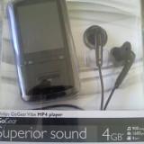 Philips GoGear Vibes 4GB,900songs,1600 pics, 4h rec