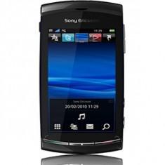 Sony Ericsson Vivaz (Nu merge gaura unde pui castile) - Telefon mobil Sony Ericsson Vivaz, Negru, Neblocat