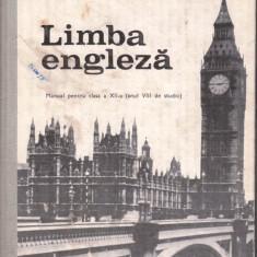 LIMBA ENGLEZA - MANUAL PT CLASA A XII A de SUSANA DORR ED. DIDACTICA 1992 - Manual scolar, Clasa 12, Limbi straine