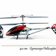 PROMOTIE! ELICOPTER PROFESIONAL 3.5CANALE+GIROSCOP, METAL, 40 CM, FULL CONTROL, MODEL 2013. - Elicopter de jucarie, Unisex