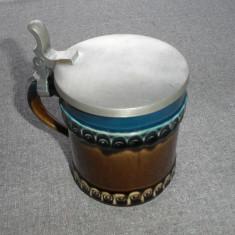 Halba ceramica Rosenthal cu capac