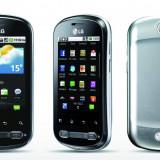 Vand telefon LG Optimus Me P-350, Negru, Vodafone, 2.8'', Smartphone, Touchscreen