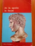 DE LA APOLLO LA FAUST, Alta editura