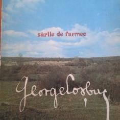 ZARILE DE FARMEC - George Cosbuc - Studiu literar