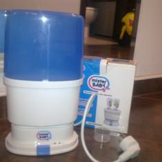 Sterilizator electric cu aburi- Vapocompact - Mister Baby - Sterilizator Biberon