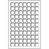 Leuchtturm coli de rezerva 77 x (22x22mm) / 2 buc. intrare un ambalaj