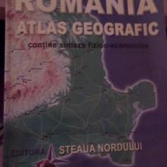 Marius Lungu - Romania Atlas Geografic