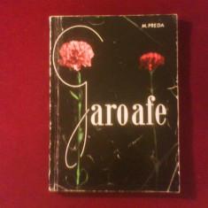 Ing. M. Preda Garoafe - Carte gradinarit