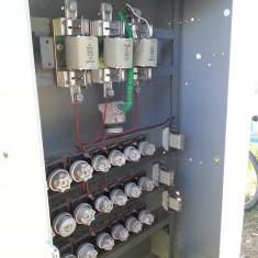 Tablou electric organizare santier