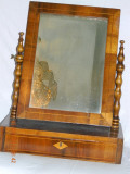 Masuta cu oglinda Biedermeier .inceput de sec.19