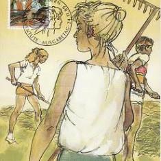1333 - Elvetia carte maxima 1989