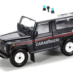 3545.Macheta Land Rover Defender 90 - 1995 scara 1:43 - Macheta auto