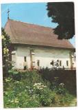 Carte postala(ilustrata)-RADAUTI-Biserica lui Bogdan Voda