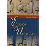 D10 Educatia universitara - Nicolae Vintanu